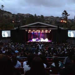 Photo taken at The Greek Theatre by Rebekah A. on 5/6/2013