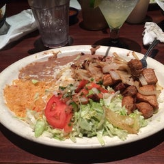 Photo taken at Vallarta's Mexican Restaurant by Ailyn R. on 6/8/2014