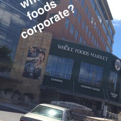Photo taken at Whole Foods Market World Headquarters by Chris S. on 6/7/2015