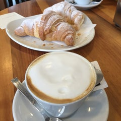 Photo taken at Caffè Mastai by Paola M. on 1/25/2015