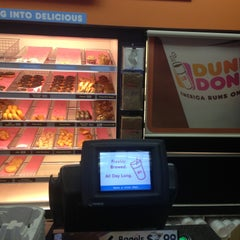 Photo taken at Dunkin' Donuts by Kate M. on 4/28/2013