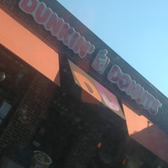 Photo taken at Dunkin' Donuts by Kate M. on 6/2/2013