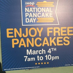 Photo taken at IHOP by Nicole H. on 3/4/2014