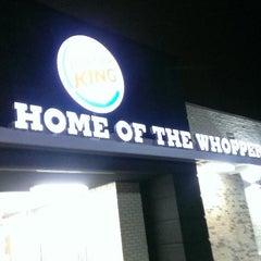Photo taken at Burger King by Don B. on 1/20/2014