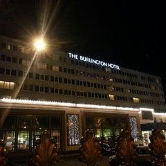 Photo taken at DoubleTree by Hilton Dublin - Burlington Road by Balázs I. on 11/12/2012