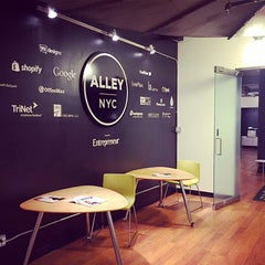 Photo taken at AlleyNYC by Oksana H. on 2/16/2015