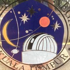 Photo taken at National Planetarium (Planetarium Negara) by J. on 1/12/2013