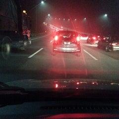 Photo taken at Lebuhraya Karak (Highway) by Syakirah H. on 9/27/2015