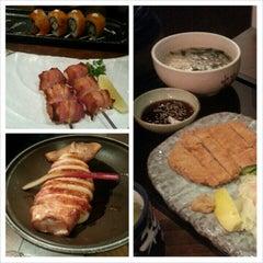 Photo taken at WARAKU Japanese Casual Dining by Alec M. on 11/15/2013