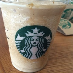 Photo taken at Starbucks by Parul Z. on 5/21/2014