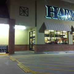 Photo taken at Harvest Supermarket by Charlotte G. on 1/24/2013