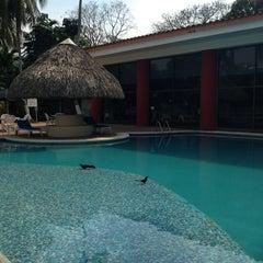 Photo taken at Hotel Quality Inn Cencali by Xose F. on 3/20/2013