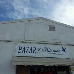 Photo taken at Bazar 7 Palomas by Sae L. on 3/17/2013