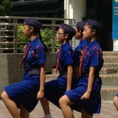 Photo taken at Methodist Girls School by Teck Keong S. on 10/27/2012