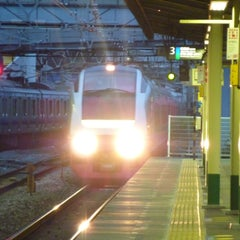 Photo taken at 松戸駅 (Matsudo Sta.) by くるん⇄なこむ C. on 11/7/2012