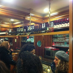 Photo taken at Bar Venezia by Alfredo Scari C. on 12/31/2012