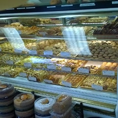 Photo taken at Paradise Pastry by Mark H. on 5/24/2014