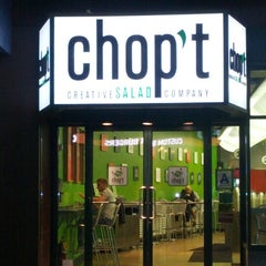 Photo taken at Chop't by DanLikes on 9/27/2012