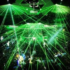 Photo taken at Hakkasan Las Vegas Nightclub by Sarena B. on 5/3/2013