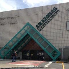 Photo taken at Amazonas Shopping by Tiago L. on 3/27/2013