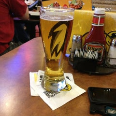 Photo taken at Buffalo Wild Wings by James T. on 3/15/2013