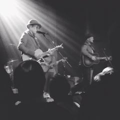 Photo taken at Varsity Theater & Cafe des Artistes by Sara M. on 11/24/2012