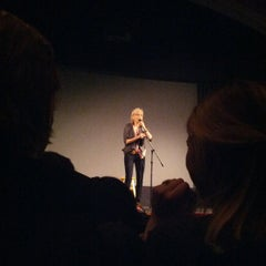Photo taken at Brattle Theatre by patrick n. on 3/23/2013