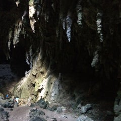 Photo taken at Callao Cave by Faye C. on 11/19/2015
