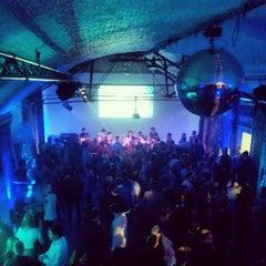 Photo taken at Shoreditch Studios by Amanda F. on 12/8/2012