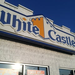 Photo taken at White Castle by Tom P. on 10/24/2012