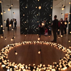 Photo taken at Museum of Modern Art (MoMA) by Caitlin M. on 2/22/2015