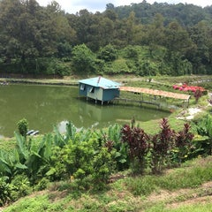 Photo taken at Langat Seafood & Beer Garden by Law W. on 9/21/2014