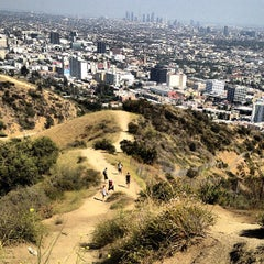 Photo taken at Runyon Canyon Park by Rajesh K. on 6/10/2013