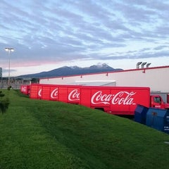 Photo taken at Coca cola Pacífico by Sergio A. on 7/9/2015