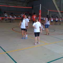 Photo taken at Escola Crescimento by Wallace T. on 10/27/2012