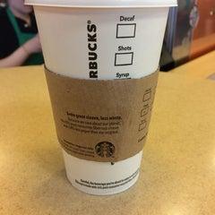 Photo taken at Starbucks by Patricia H. on 9/21/2014