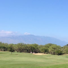 Photo taken at Ellair Maui Golf Club by George F. on 1/12/2015