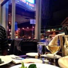 Photo taken at Angela's Bistro & Bar by Lisa C. on 2/12/2013