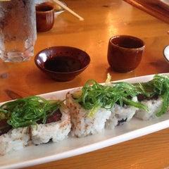 Photo taken at Okoze Sushi by Katie K. on 7/19/2014