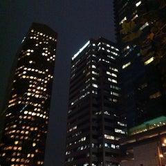 Photo taken at 7th St/Metro Center (Julian Dixon) Metro Station by Oscar F. on 11/29/2012