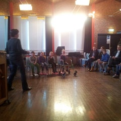 Photo taken at Muziekschool Zuid-Groningen by Robin K. on 3/27/2013
