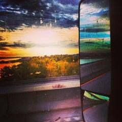Photo taken at McNary Bridge by Robert R. on 10/5/2014