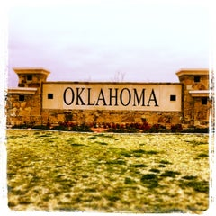 Photo taken at Oklahoma Visitor Center by Robert R. on 4/11/2013