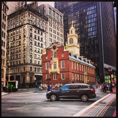 Photo taken at Old State House by Robert R. on 6/25/2013