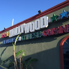 Photo taken at Hollywood Vietnamese & Chinese Cuisine by Diego A. on 4/29/2014