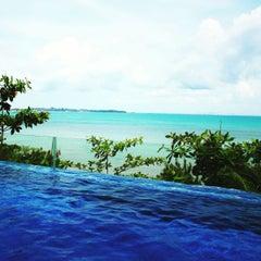 Photo taken at Bintan Lagoon Resort by Jasmine E. on 5/10/2015