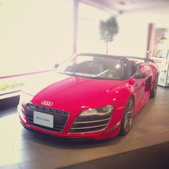 Photo taken at Audi Canada by Ste H. on 12/5/2012