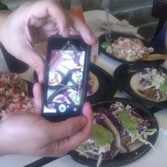 Photo taken at Dorados Ceviche Bar by Kaguya H. on 3/2/2013