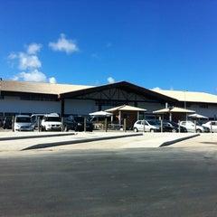 Photo taken at Aeroporto de Porto Seguro (BPS) by Danilo S. on 2/5/2012