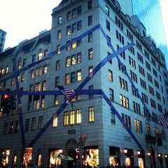 Photo taken at Bergdorf Goodman by Chris L. on 9/7/2012